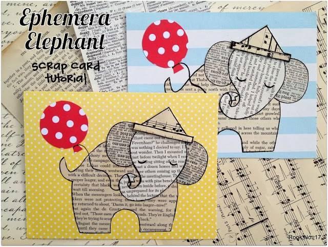 Со слонами своими руками