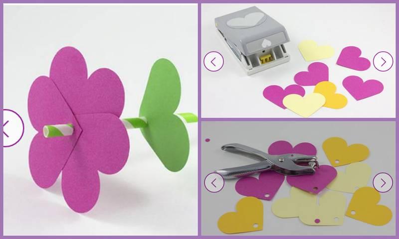 Цветок из трубочек для коктейля своими руками для детей 11