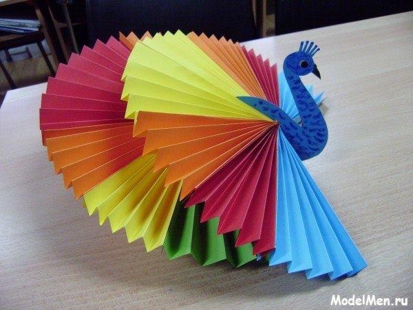 Поделки из бумаги своими руками для школы 1 класс