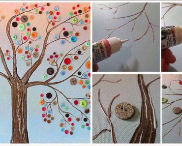 дрво на светли копчиња 8