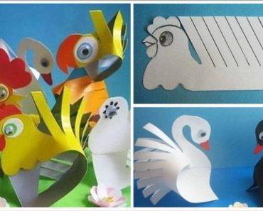 птици со чешел 9