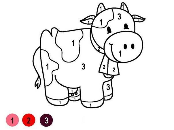Раскраски для ребенка 3-4 лет распечатать
