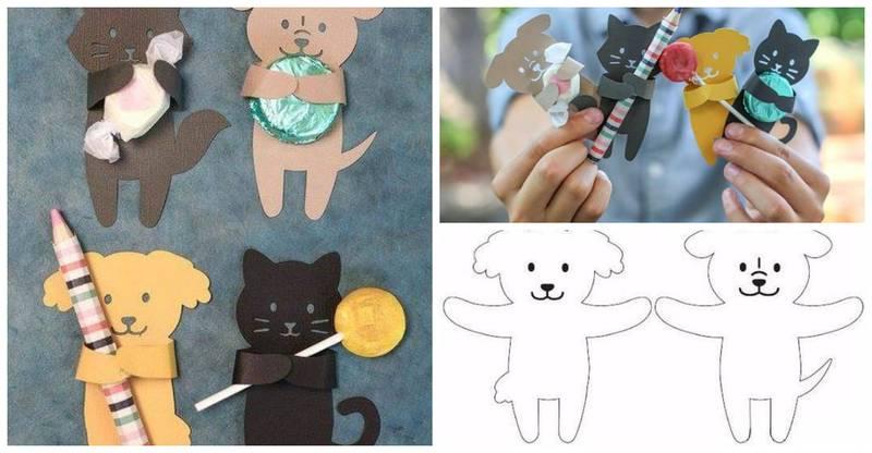Конфеты для маленьких детей своими руками